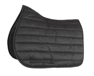 Shires Wessex Black Performance Comfort Saddlecloth