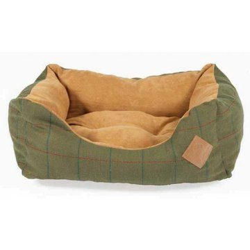 Danish Design Snuggle Hunter Tweed Bed
