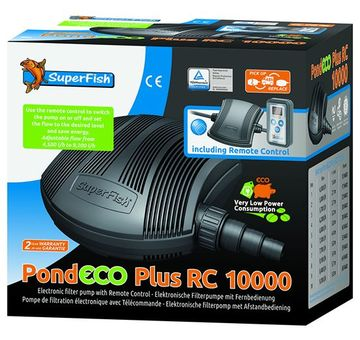 Superfish Pond Eco Remote Controlled Filter Pumps