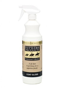 Supreme Products Deluxe Coat Gloss for Horses