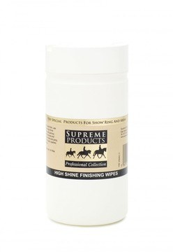 Supreme Products High Shine Finishing Wipes for Horses