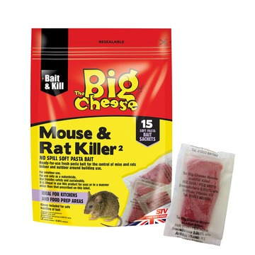 The Big Cheese Mouse & Rat Killer II