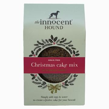 The Innocent Hound Grain Free Christmas Cake Mix