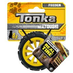 Tonka Mega Tread Treat Holder for Dogs