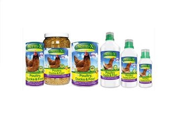 Verm-X Poultry, Duck & Fowl Wormer