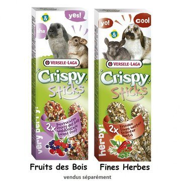 Versele Laga Rabbit & Guinea Pig Crispy Sticks