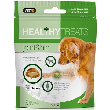 VetIQ Joint & Hip Treats for Dogs & Puppies