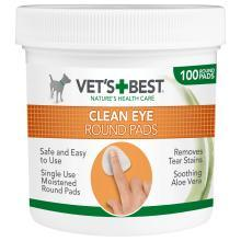 Vet's Best Clean Eye Soft Pads for Dogs
