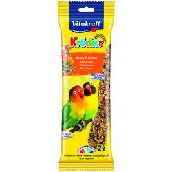 Vitakraft Lovebird Kracher Honey