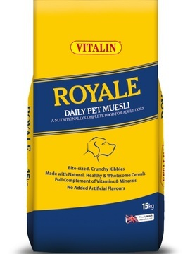 Vitalin Royale Daily Pet Diet Dry Dog Food