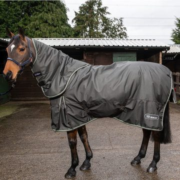 Whitaker Turnout Rug Detach-a-Neck Wardle