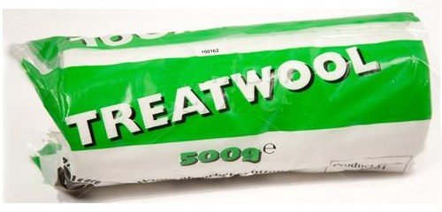Animalcare TreatWool Cotton Wool