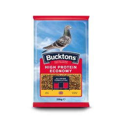 Bucktons Budgie Food Pouch