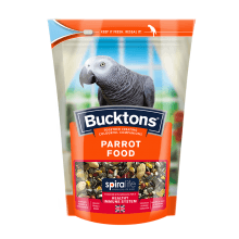 Bucktons Parrot Food Pouch