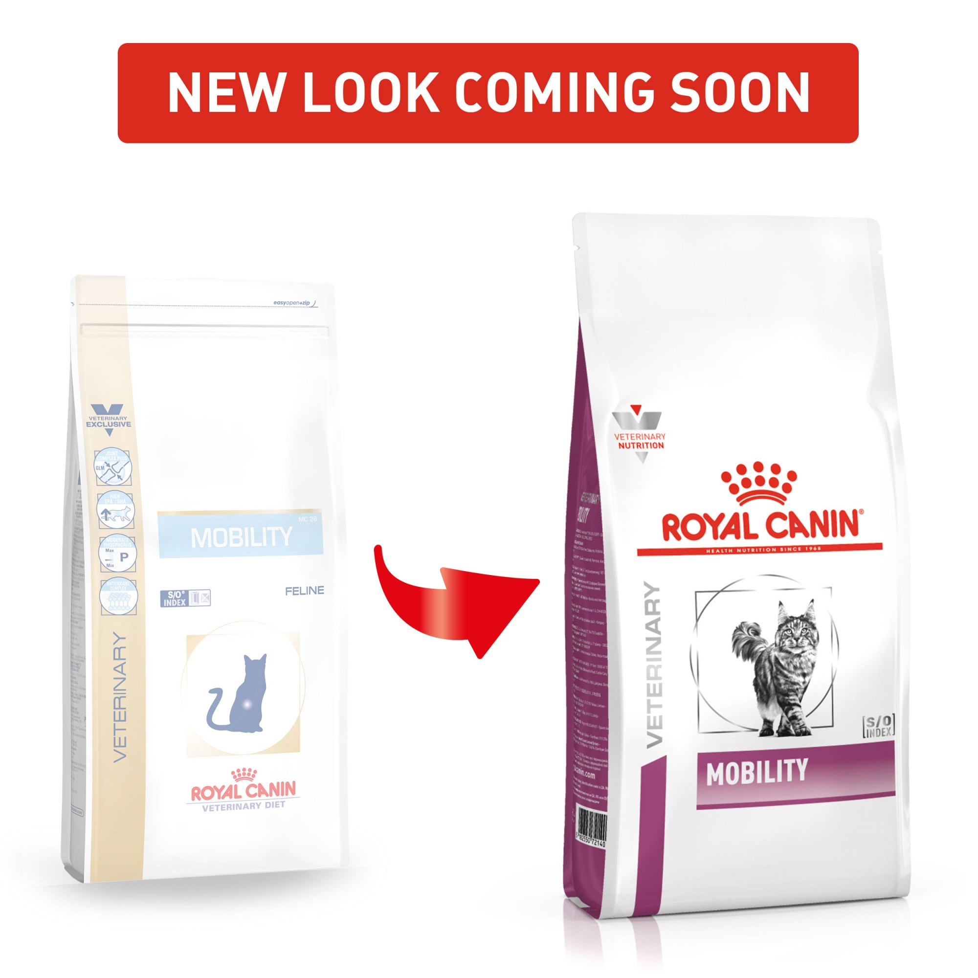 Royal Canin Feline Veterinary Diets Mobility MC 28 Cat Food