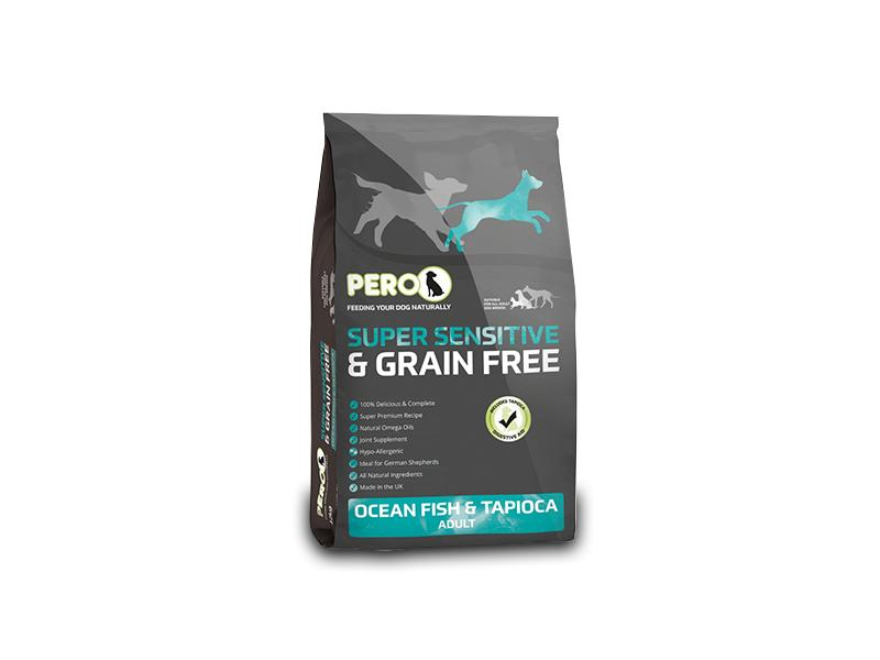 Ocean Fish & Tapioca » 2kg Bag