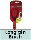 Mikki Long Pin Brush