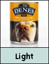 Denes Light With Chicken & Liver & Added Herbs Dog Food