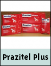 Prazitel Plus Worming Tablets for Dogs & Cats