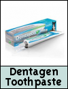 Plaque Prevention Toothpaste Tube