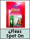 4Fleas Spot On Protector for Dogs & Cats