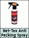 Net-Tex Anti Feather Pecking Spray for Poultry