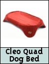 Cleo » Dog Quad Bed