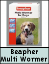 Beaphar Multi Wormer Tablets for Dogs