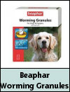Beaphar Worming Granules for Dogs