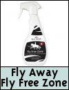 Fly Away Fly Free Zone for Horses