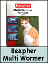 Cat Multi Wormer