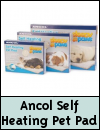 Ancol Sleepy Paws » Self Heating Pet Pad