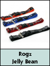 Rogz Dog Collars » Jelly Bean Range