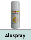 Aluspray for Wounds and Sensitive Skin