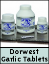 Dorwest Garlic Tablets