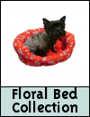 Pet Collection » Floral Beds And Matresses