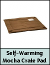 K & H Thermo & Cooling Bedding » Self-Warming Dog Crate Pad