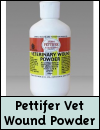 Pettifers Veterinary Wound powder