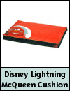 Disney Lightning Mcqueen Cushion