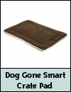 Dog Gone Smart Crate Pad