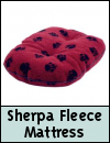 Danish Design » Sherpa Fleece Mattress
