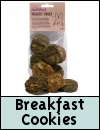 Boredam Breaker Treats » Breakfast Cookies