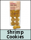 Boredom Breaker Treats » Shrimp Cookie