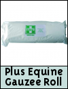 Plus Equine Gauzee Roll for Horses