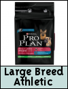 PURINA PRO PLAN Adult Large Breed Athletic Lamb with Rice Dog Food