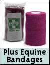 Plus Equine Cohesive Bandages