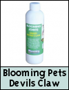 Blooming Pets Devils Claw Liquid for Dogs & Cats
