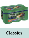 Winalot Classics Canned Dog Food