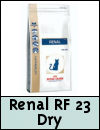 Royal Canin Feline Veterinary Diets Renal RF 23 Cat Food