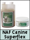 NAF Canine Superflex Joint Supplement